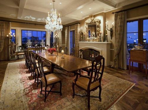 $57.7 Million Grand Mansion in Santa Barbara California 9