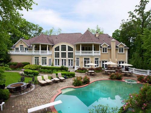 $8.4 Million Neo Classic Estate in New Jersey 2