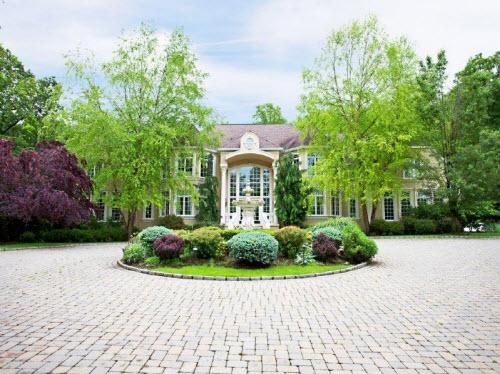 $8.4 Million Neo Classic Estate in New Jersey