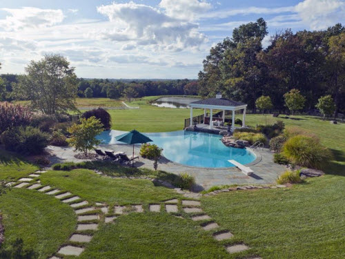 $9.9 Million Traditional Estate in Lambertville New Jersey 13