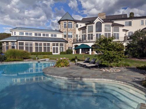 $9.9 Million Traditional Estate in Lambertville New Jersey 14