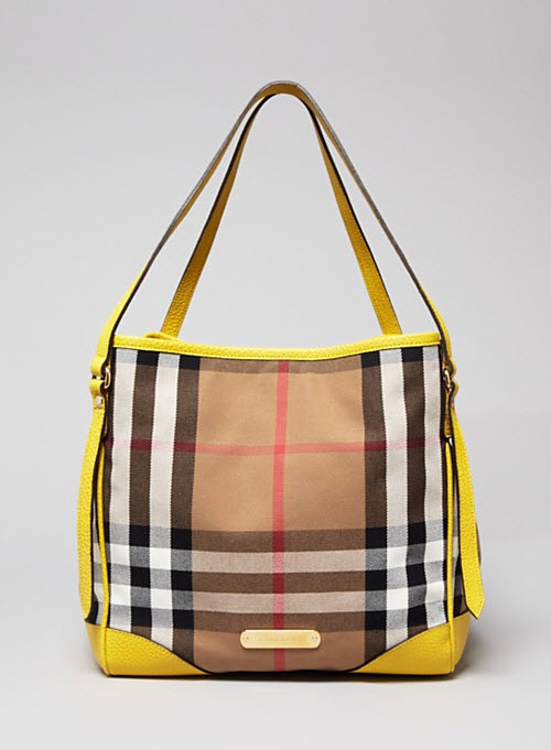 Burberry Canterbury Shoulder Bag