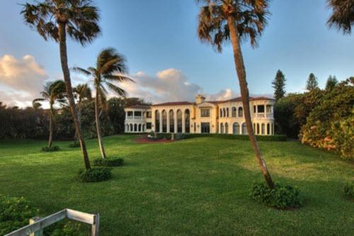 Chateau de la Lune Estate in Florida 10