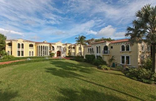 Chateau de la Lune Estate in Florida 2