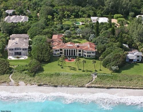 Chateau de la Lune Estate in Florida 6