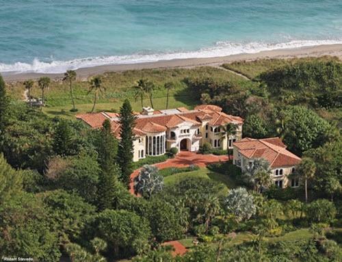 Chateau de la Lune Estate in Florida 7