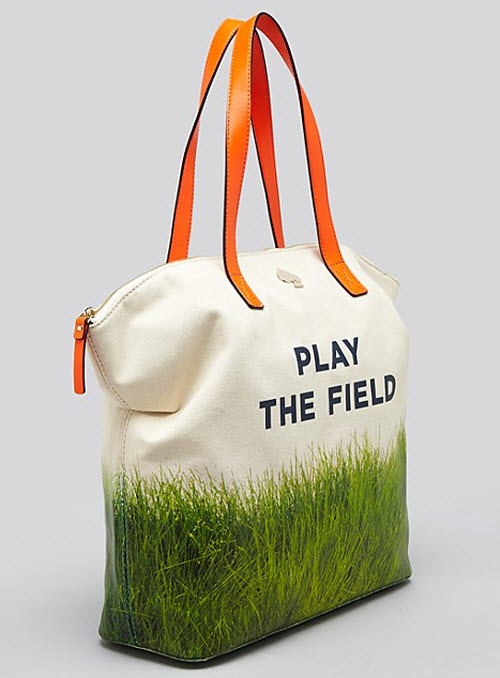 Kate Spade New York Play The Field Call To Action Tote 3