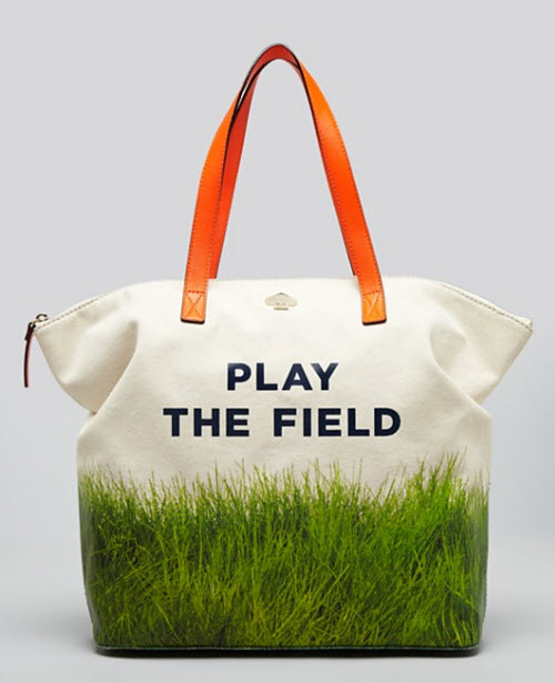 Kate Spade New York Play The Field Call To Action Tote