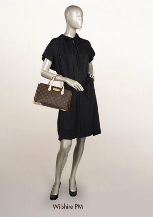 Louis Vuitton Wilshire PM NM 2
