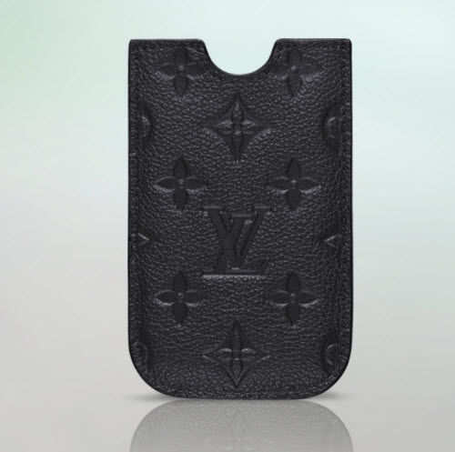 Louis Vuitton iPhone 4 SoftCase 3