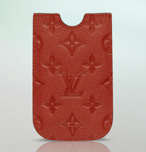 Louis Vuitton iPhone 4 SoftCase
