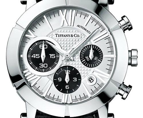 Tiffany & Co. Atlas Chronograph Watch 2
