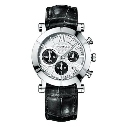 Tiffany & Co. Atlas Chronograph Watch