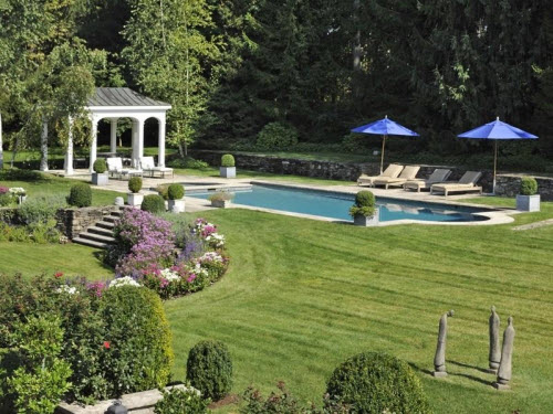$11.9 Million Stunning Stone Georgian Mansion in Greenwich Connecticut 10