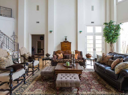 $2.9 Million European Style Mansion in Georgia 5