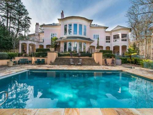 $2.9 Million European Style Mansion in Georgia