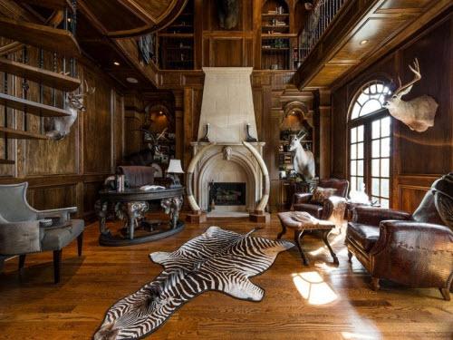$3.7 Million Traditional Mansion in Atlanta Georgia 11