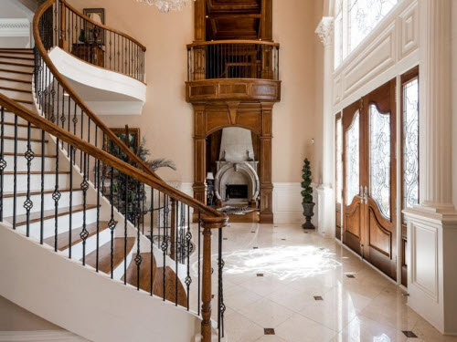 $3.7 Million Traditional Mansion in Atlanta Georgia 4