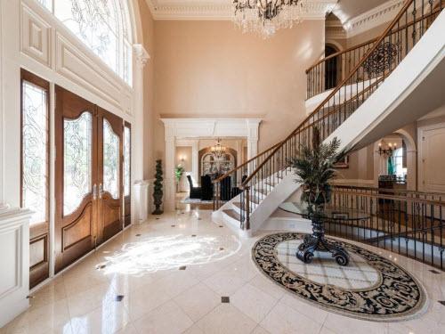 $3.7 Million Traditional Mansion in Atlanta Georgia 5