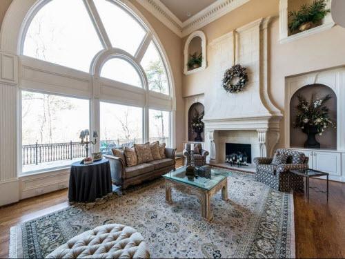 $3.7 Million Traditional Mansion in Atlanta Georgia 8