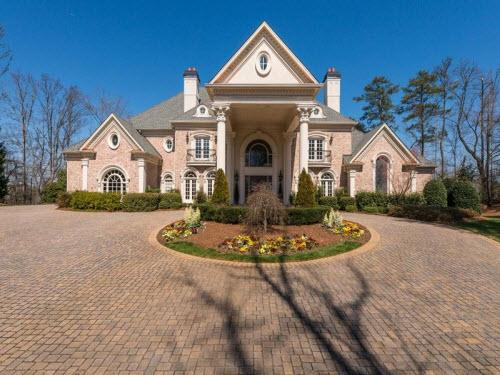 $3.7 Million Traditional Mansion in Atlanta Georgia