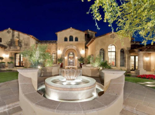 $6.6 Million Luxury Home in Scottsdale Arizona