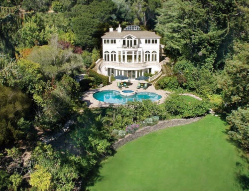 $7.5 Million French Style Mansion in California