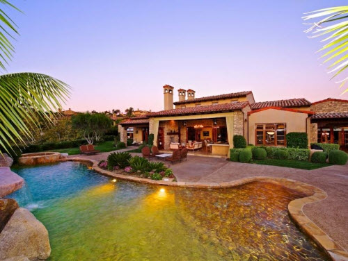 $8.1 Million Ranch Estate in California