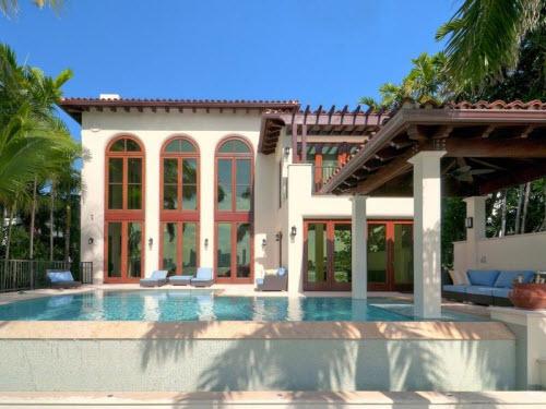 $8.2 Million Waterfront Mansion in Miami Beach Florida 2