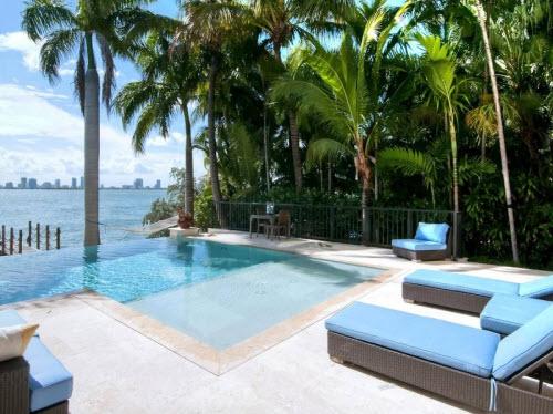 $8.2 Million Waterfront Mansion in Miami Beach Florida 6