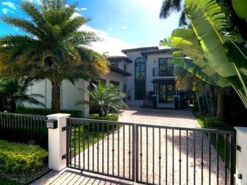 $8.2 Million Waterfront Mansion in Miami Beach Florida 7