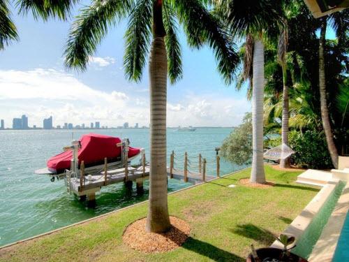 $8.2 Million Waterfront Mansion in Miami Beach Florida 8