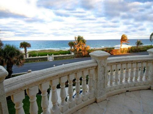 $8.4 Million Oceanfront Mediterranean Villa in Florida 3