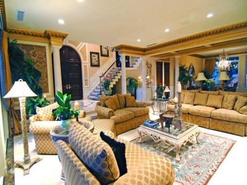 $8.4 Million Oceanfront Mediterranean Villa in Florida 5