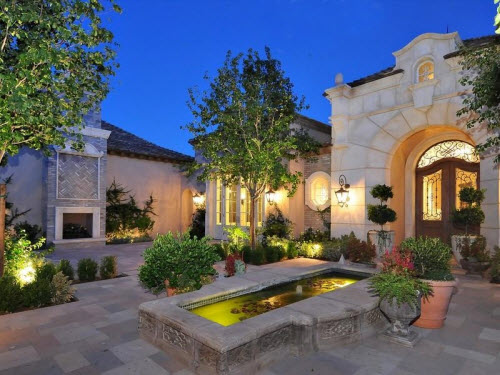 Estate Of The Day 9 6 Million Beautiful Mansion In Arizona