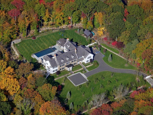 $9.75 Million Colonial with Green Technology in New Canaan Connecticut 13