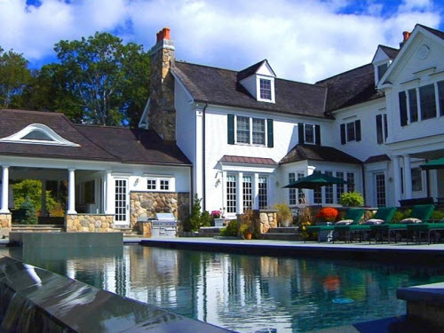 $9.75 Million Colonial with Green Technology in New Canaan Connecticut 2
