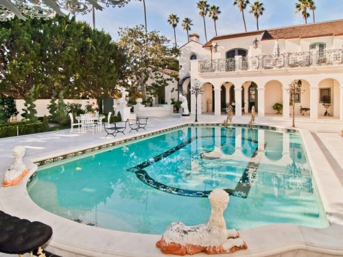 $9.8 Million Ornate Mansion in California 12
