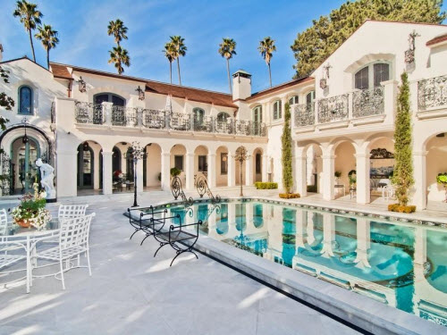 $9.8 Million Ornate Mansion in California 13