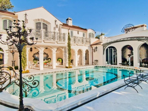 $9.8 Million Ornate Mansion in California 14