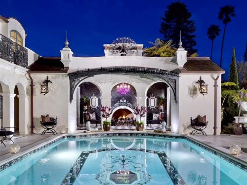 $9.8 Million Ornate Mansion in California 2