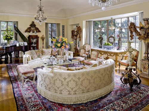 $9.8 Million Ornate Mansion in California 3