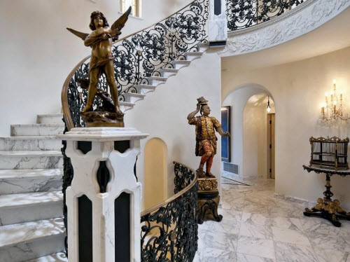 $9.8 Million Ornate Mansion in California 7
