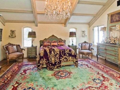 $9.8 Million Ornate Mansion in California 8