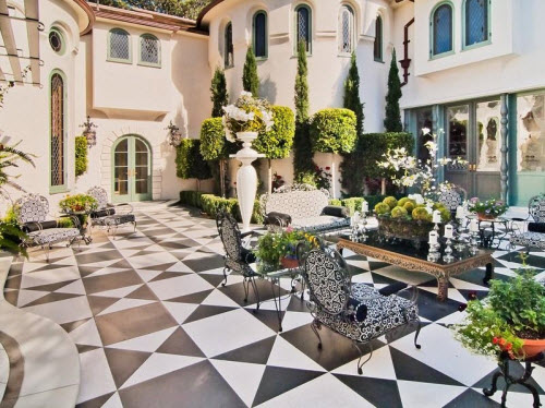 $9.8 Million Ornate Mansion in California 9