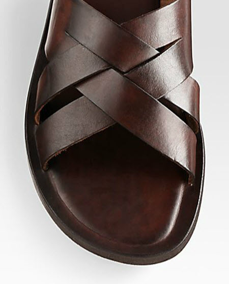 Men's To Boot New York Woven Sandal 2