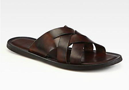Men's To Boot New York Woven Sandal