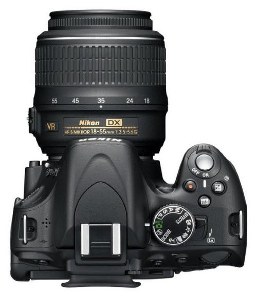 Nikon D5100 16.2MP CMOS Digital SLR Camera 3