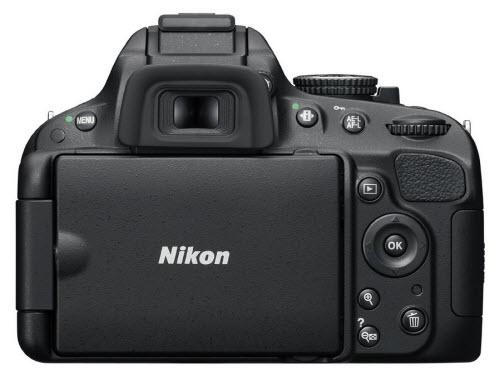 Nikon D5100 16.2MP CMOS Digital SLR Camera 4
