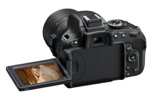 Nikon D5100 16.2MP CMOS Digital SLR Camera 5
